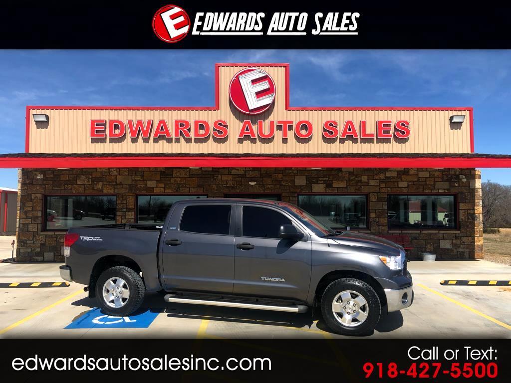 2011 Toyota Tundra 2WD Truck CrewMax 4.6L V8 6-Spd AT  (Natl)