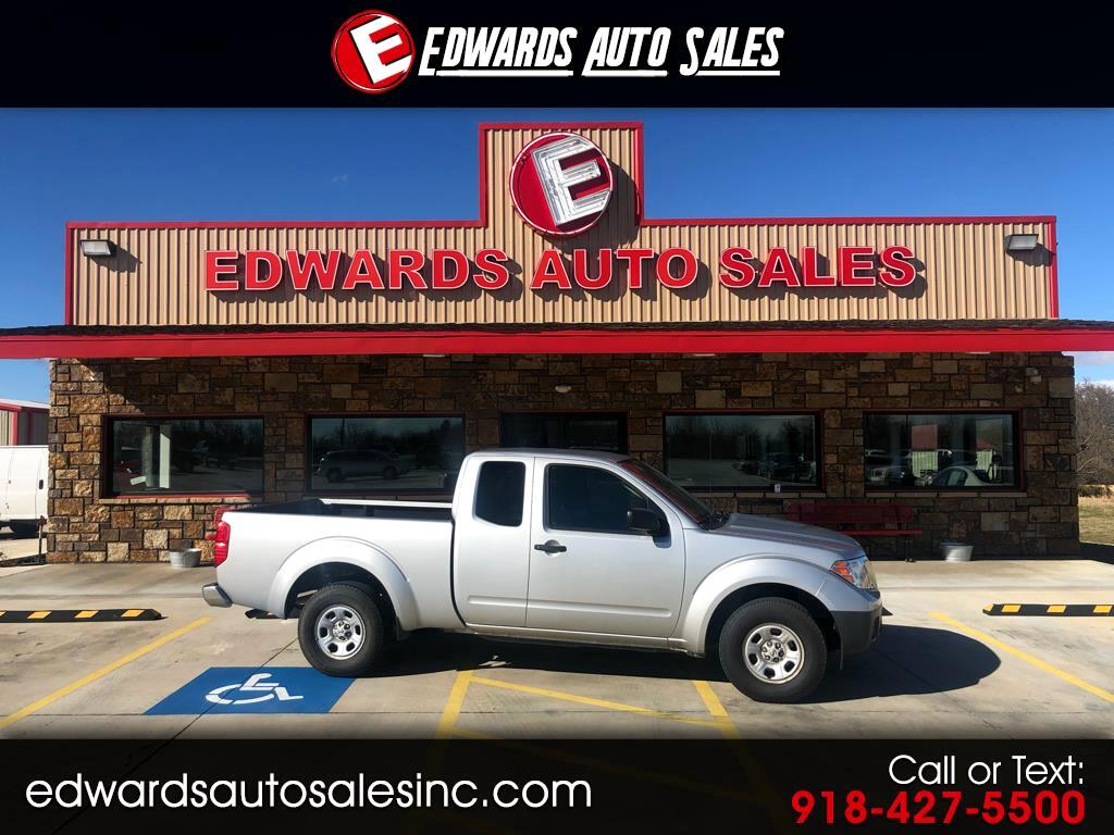 2011 Nissan Frontier 2WD King Cab I4 Auto S