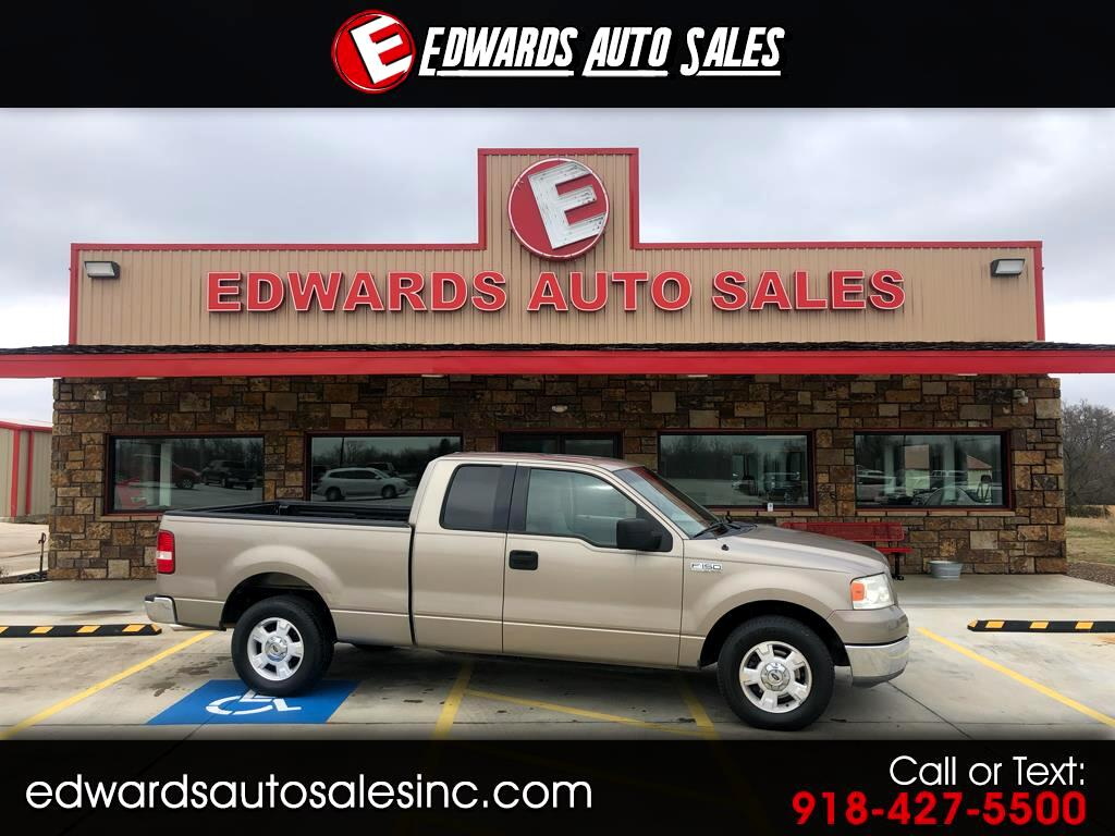 "2004 Ford F-150 Supercab 133"" XLT"
