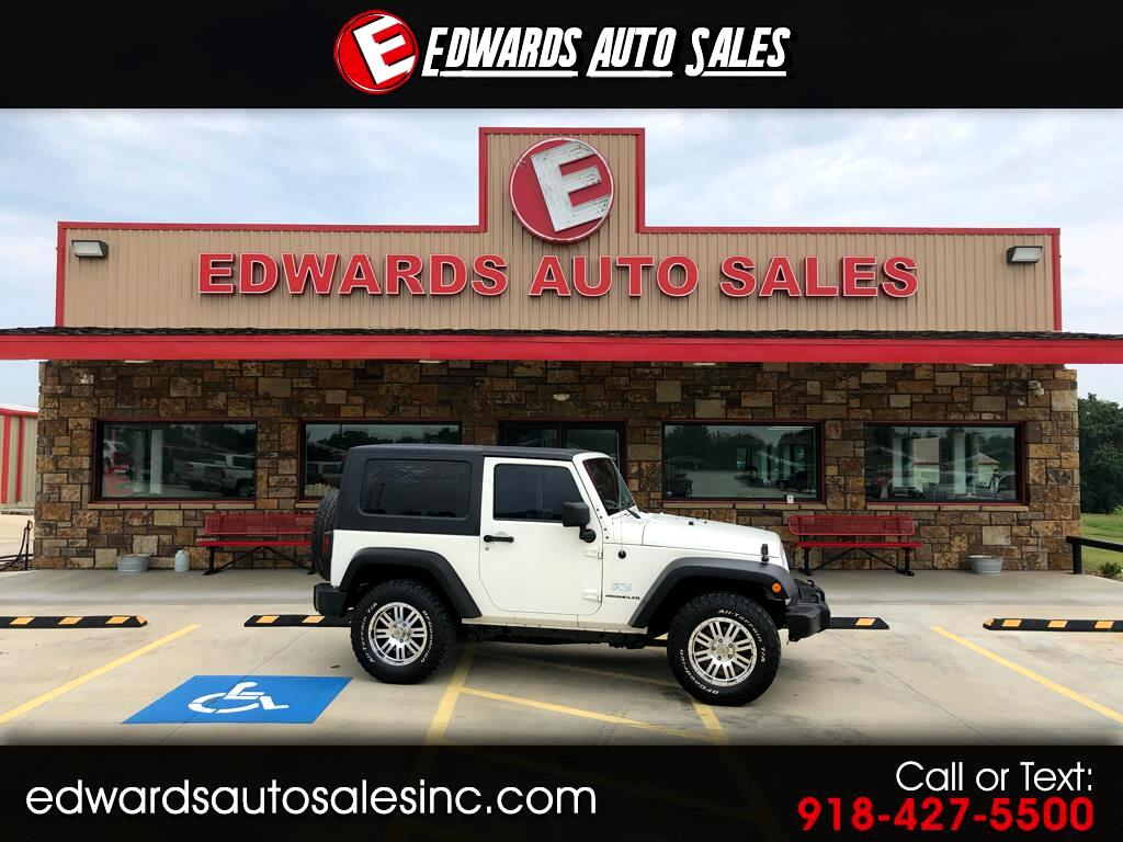2007 Jeep Wrangler 2dr Base