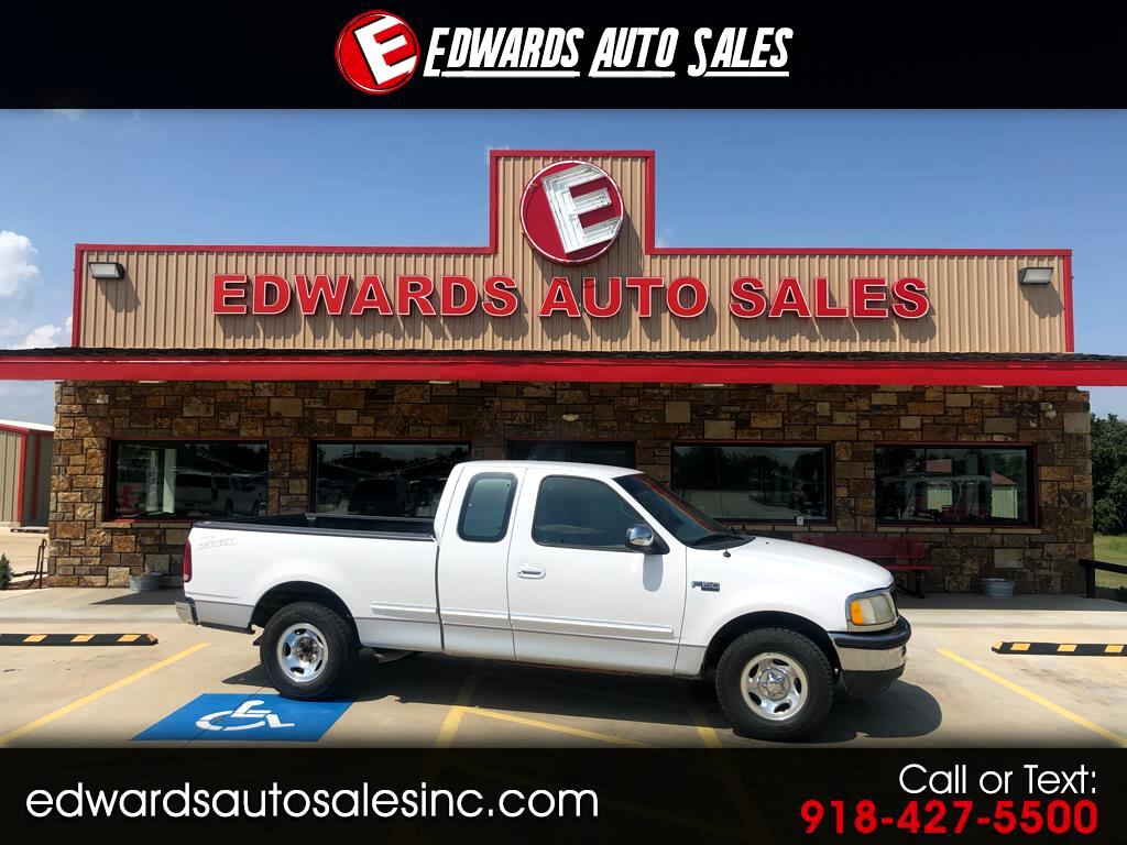 """1997 Ford F-150 Supercab 139"""""""