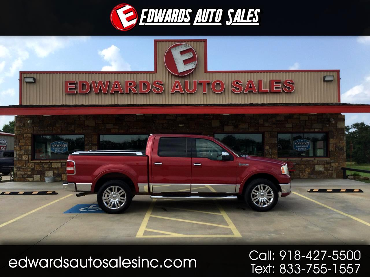 Lincoln Mark LT 4WD 2007