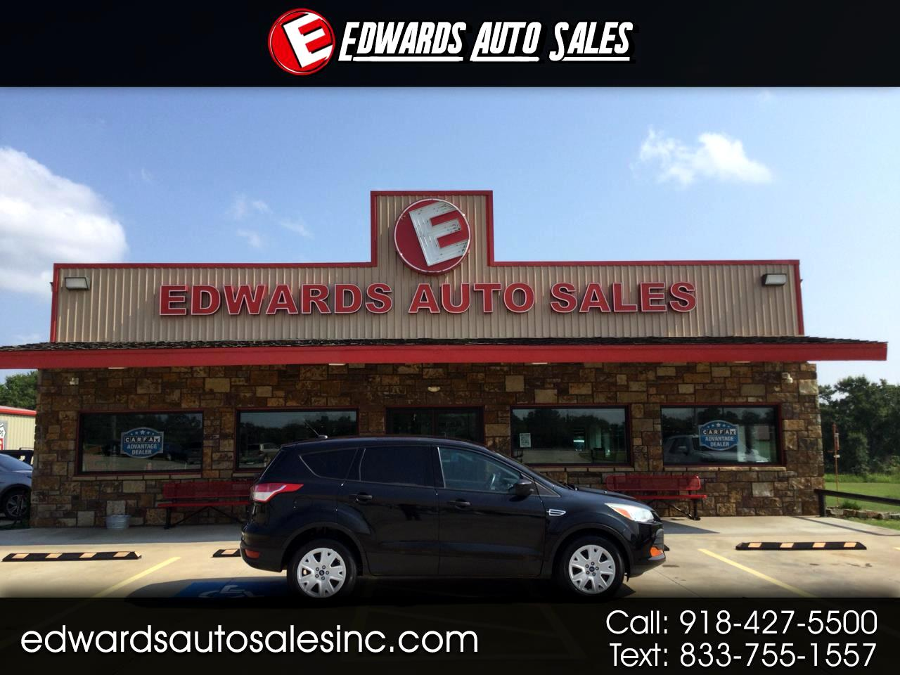 Ford Escape FWD 4dr S 2013