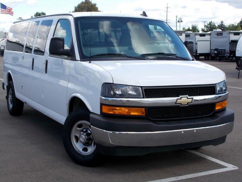 "2018 Chevrolet Express Passenger RWD 3500 155"" LT"