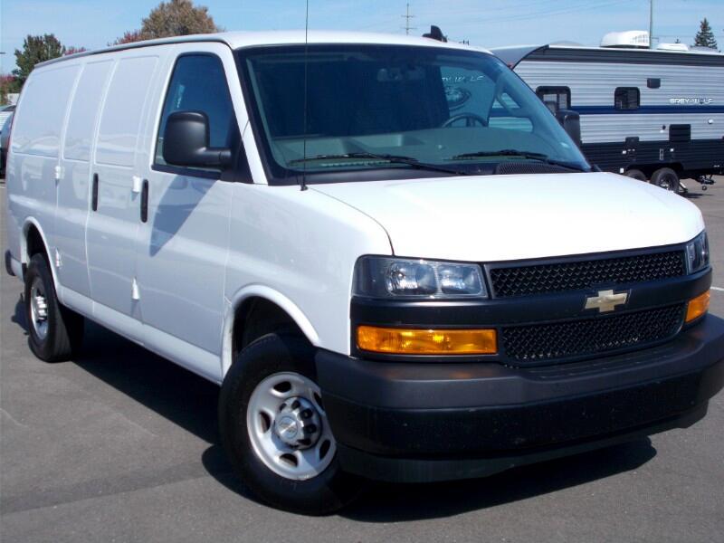 """2019 Chevrolet Express Cargo Van RWD 2500 135"""""""