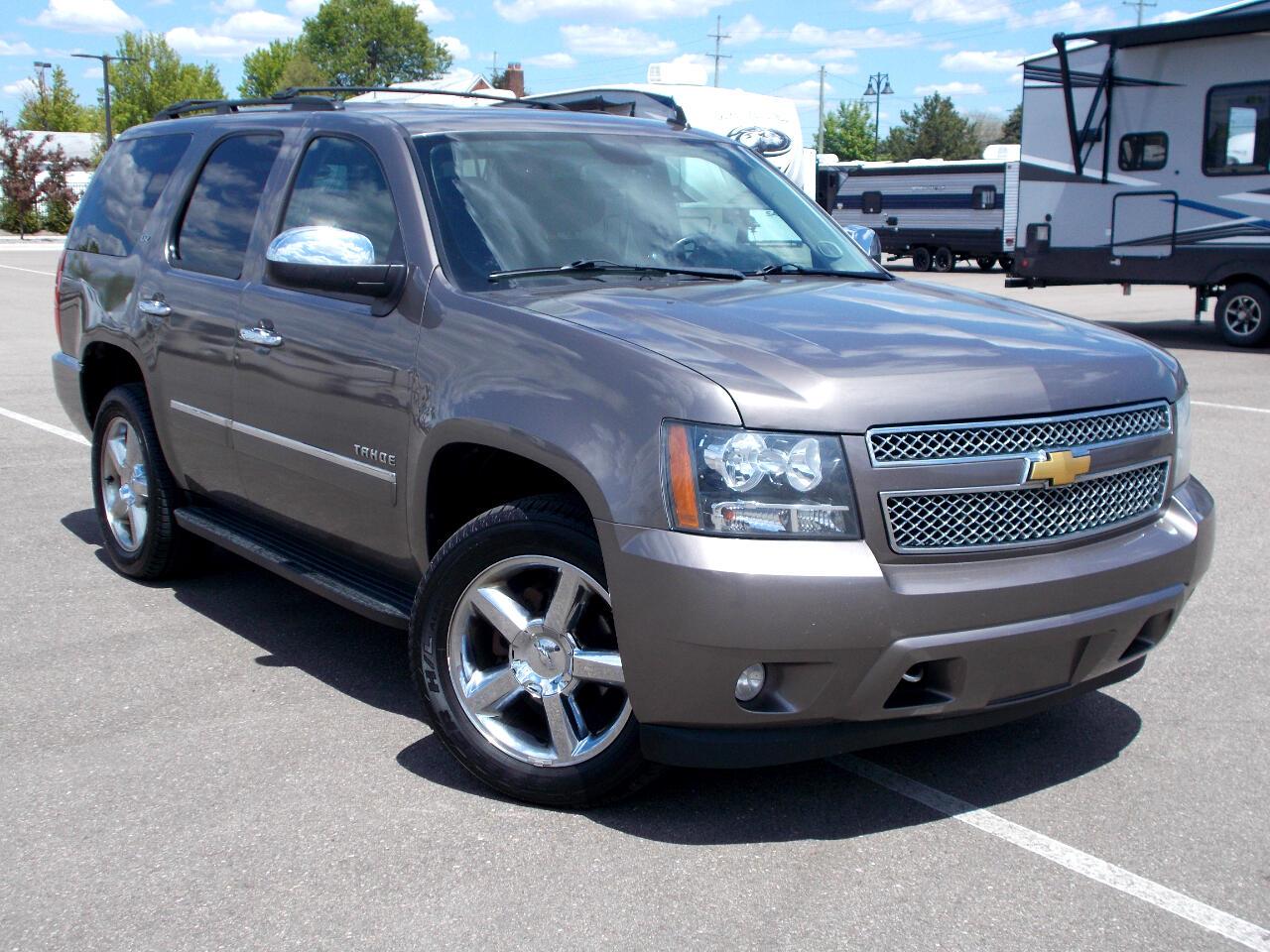 Chevrolet Tahoe 4WD 4dr 1500 LTZ 2012