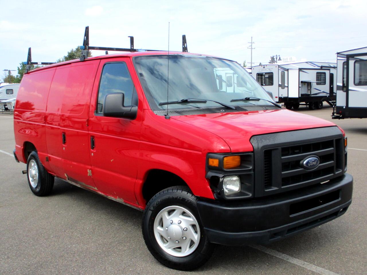 Ford Econoline Cargo Van E-150 2012