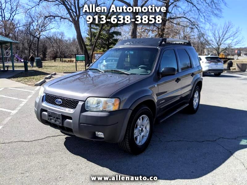 Ford Escape XLT Sport 4WD 2002