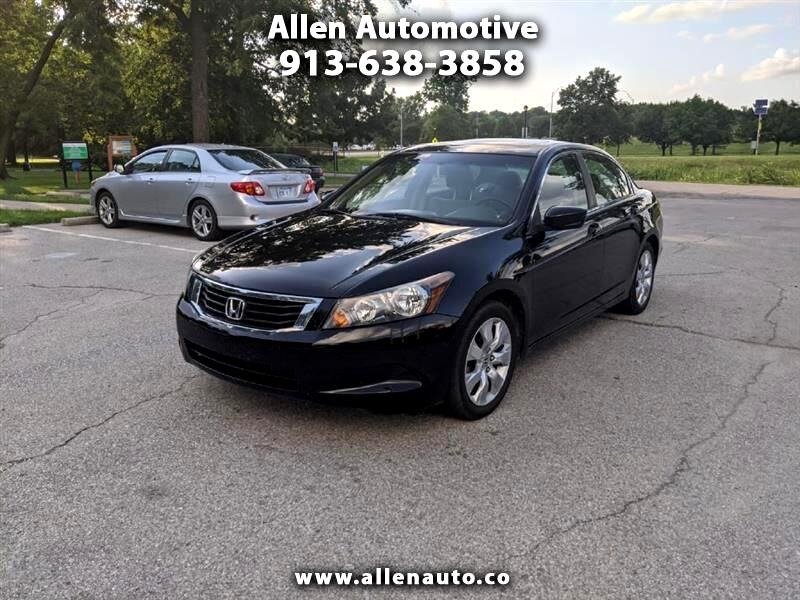 Honda Accord EX Sedan AT 2010