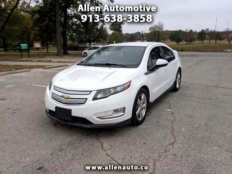 Chevrolet Volt Premium w/ Navigation & LEP 2014