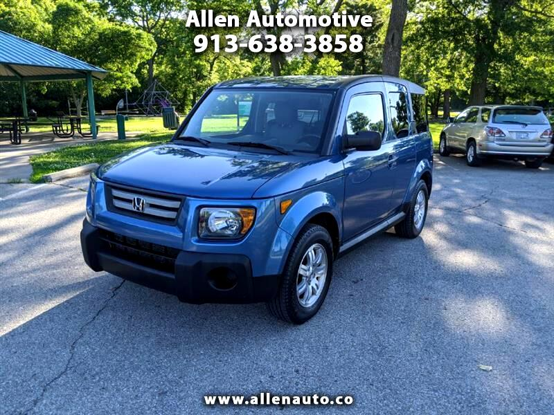 Honda Element LX 4WD AT 2007