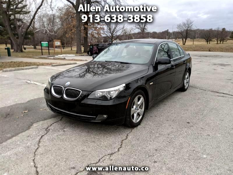 BMW 5-Series 535xi 2008