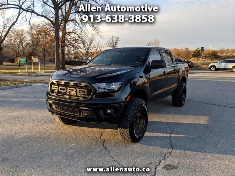 Ford Ranger XL SuperCrew 4WD 2019