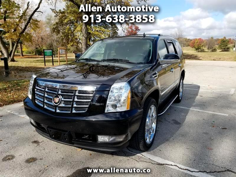 Cadillac Escalade Luxury AWD 2014