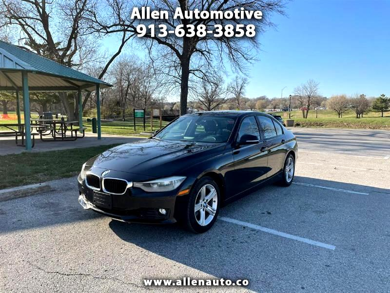 BMW 3-Series 328i SULEV 2015