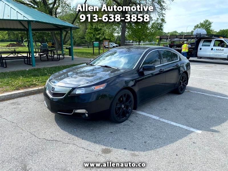 Acura TL 6-Spd AT SH-AWD w/ Advance Pkg 2012