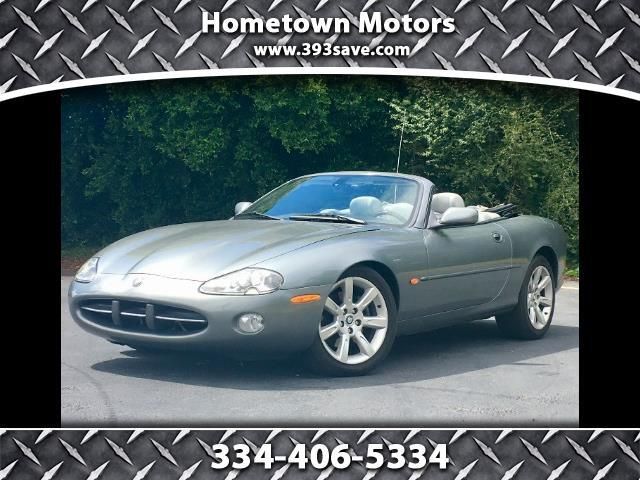 2003 Jaguar XK-Series XK Convertible