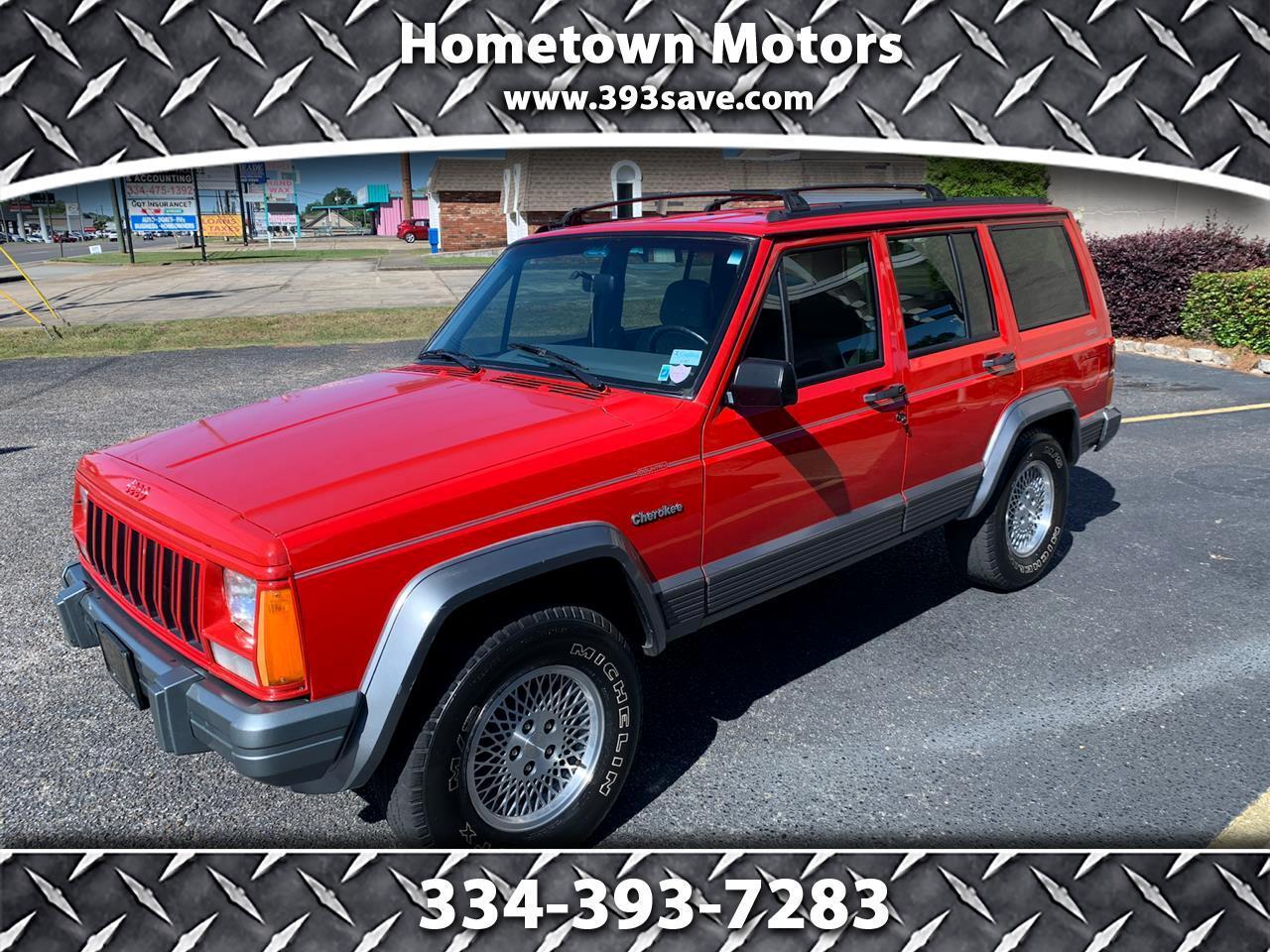 Jeep Cherokee  1995