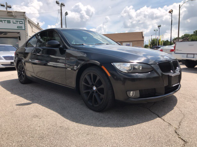 2009 BMW 3-Series 335xi Coupe