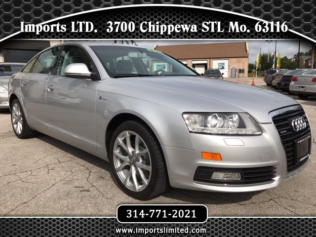 2010 Audi A6 Supercharged