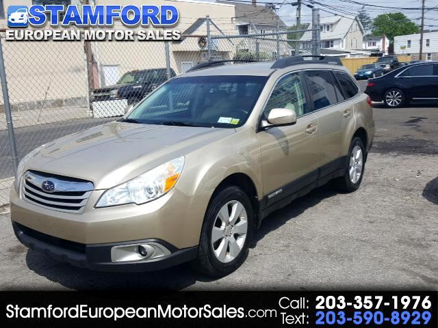 2010 Subaru Outback 4dr Wgn H4 Auto 2.5i Premium All-Weather