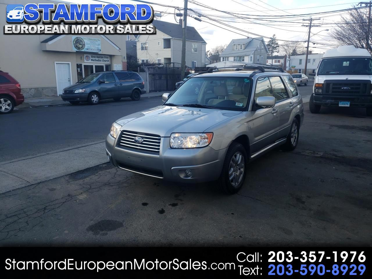2007 Subaru Forester AWD 4dr H4 AT X L.L. Bean Ed