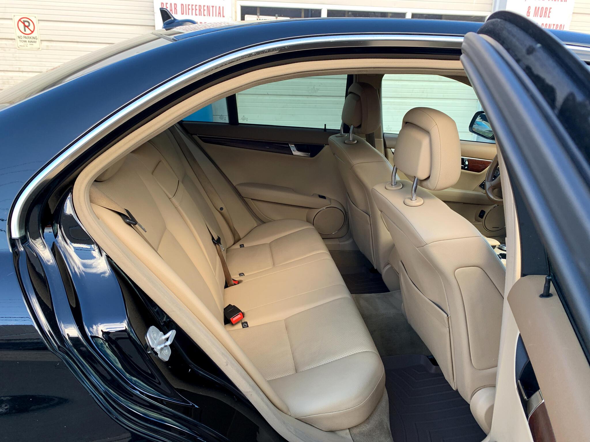 2008 Mercedes-Benz C-Class 4dr Sdn 3.0L Sport 4MATIC