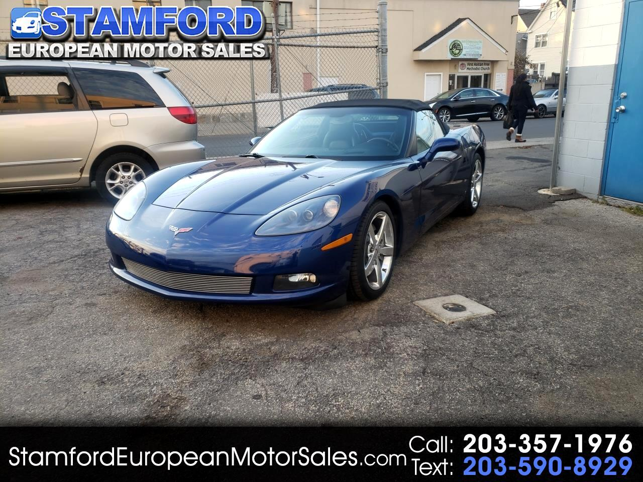 Chevrolet Corvette 3LT Convertible 2006
