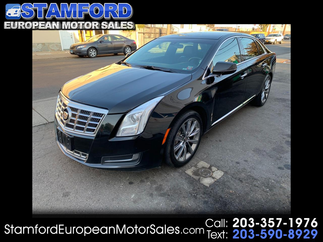 Cadillac XTS 4dr Sdn Livery Package FWD 2015