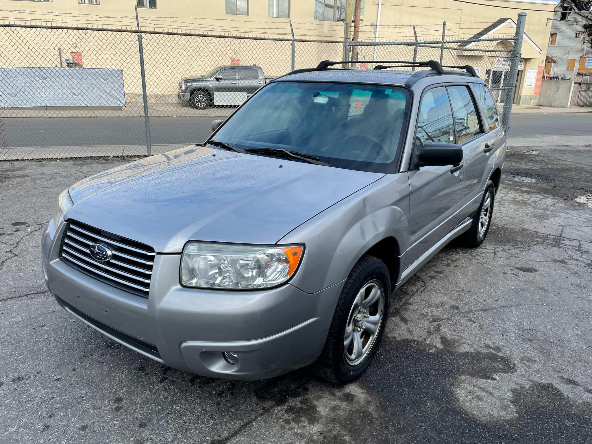 Subaru Forester AWD 4dr H4 AT X 2007