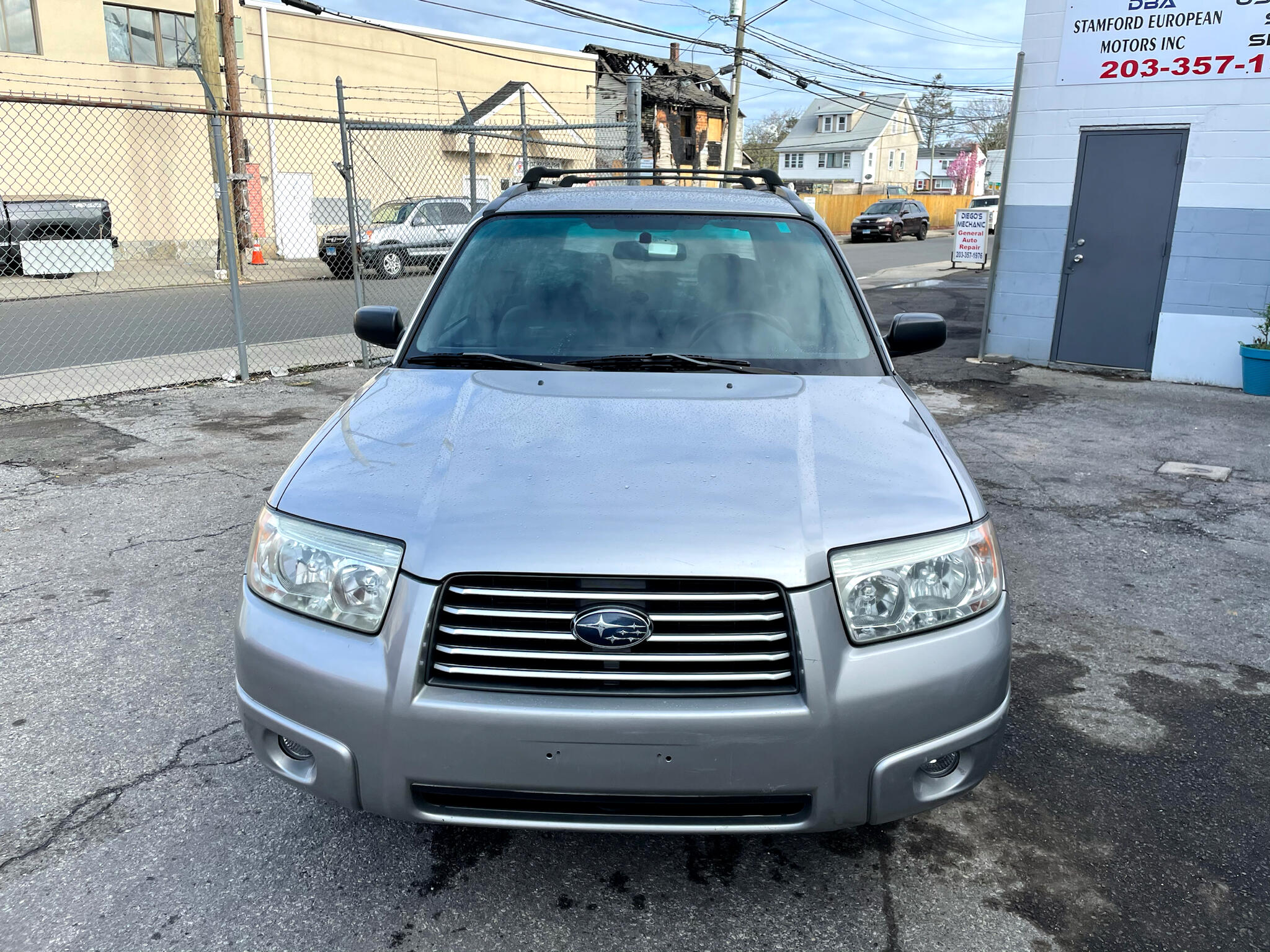 Used Subaru Forester Stamford Ct