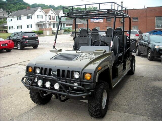 2008 Joyner Hunting Cart