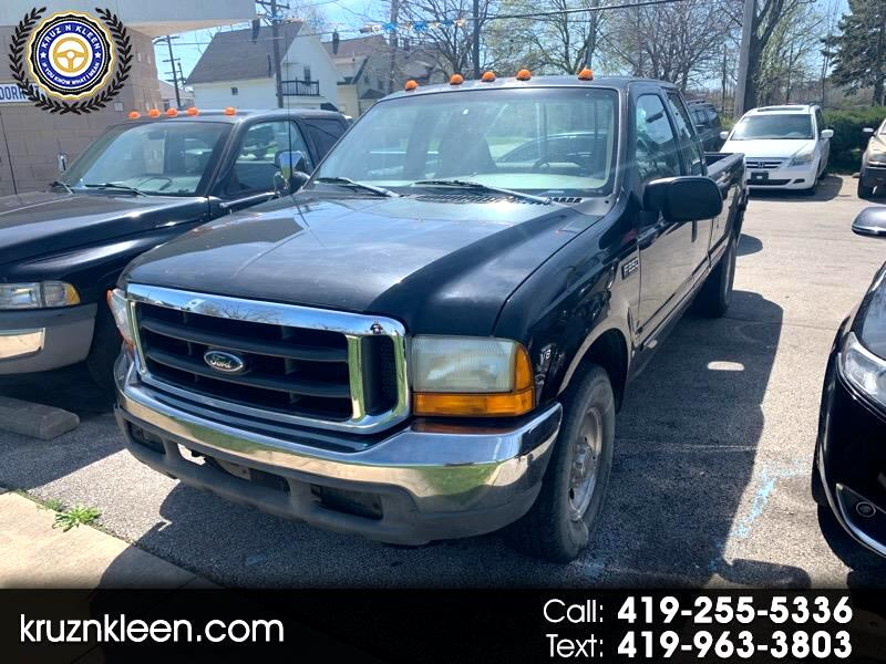 1999 Ford F-250 SD XL SuperCab SWB 2WD