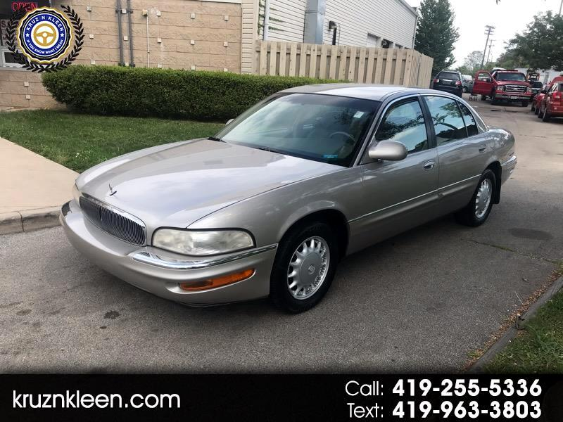 1997 Buick Park Avenue Sedan