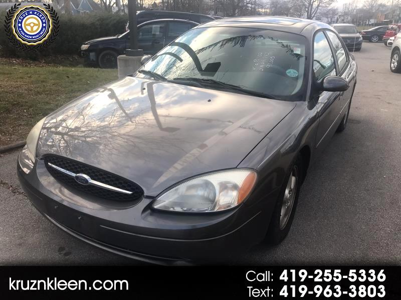 2002 Ford Taurus 4dr Sdn SES