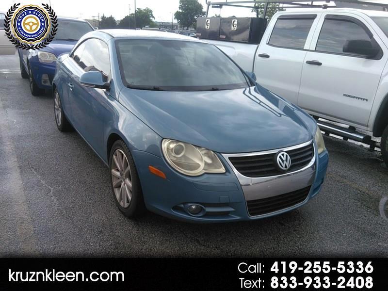 Volkswagen Eos 2.0T w/ Luxury Pkg. 2007