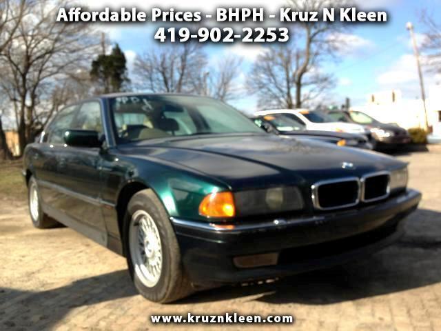 BMW 7-Series 740iL 1996