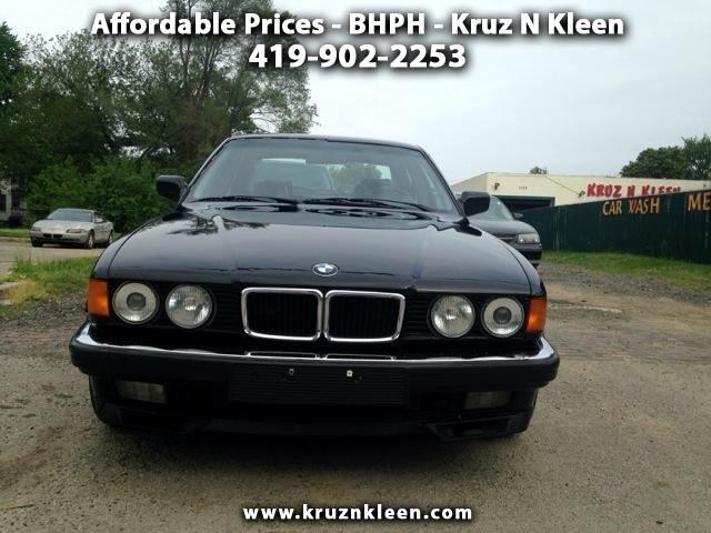 1993 BMW 7-Series 740i