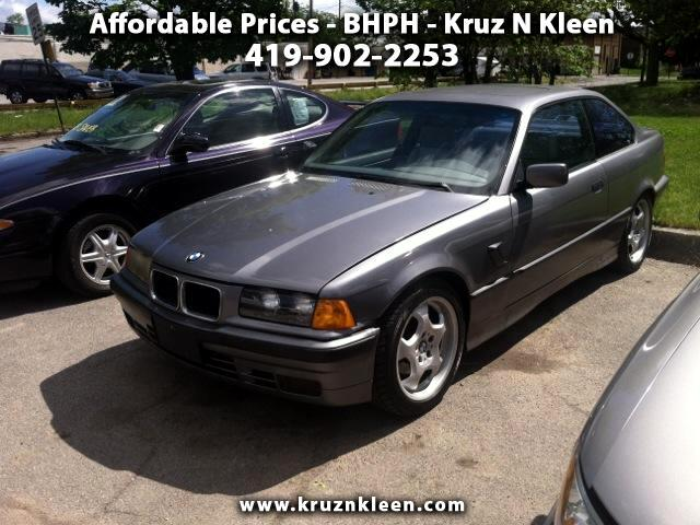 1993 BMW 3 Series 325is