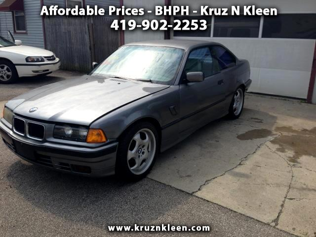 BMW 3-Series 325is 1993