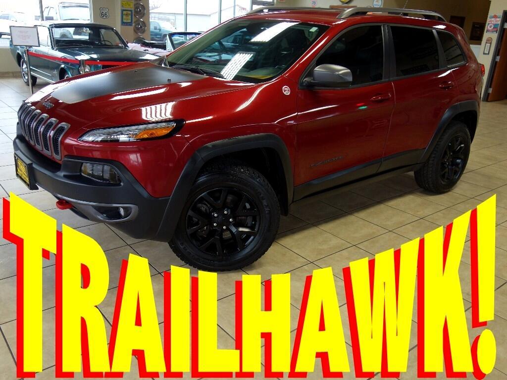 2015 Jeep Cherokee Trailhawk 4WD