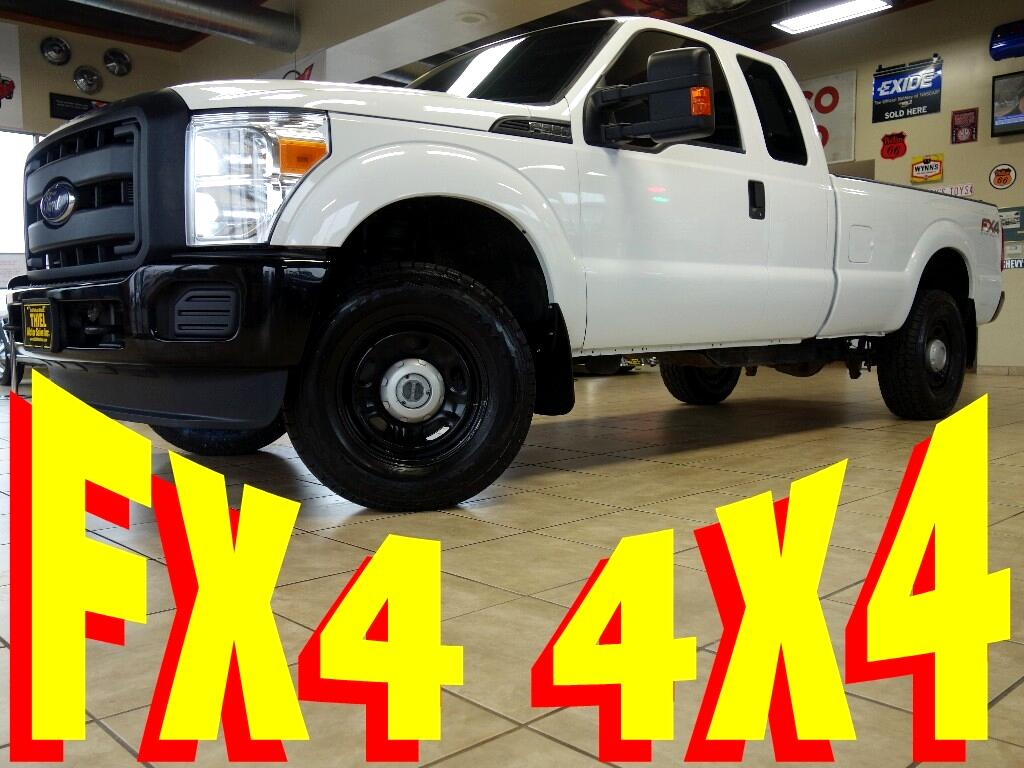 2014 Ford F-350 SD FX4 SuperCab 4WD