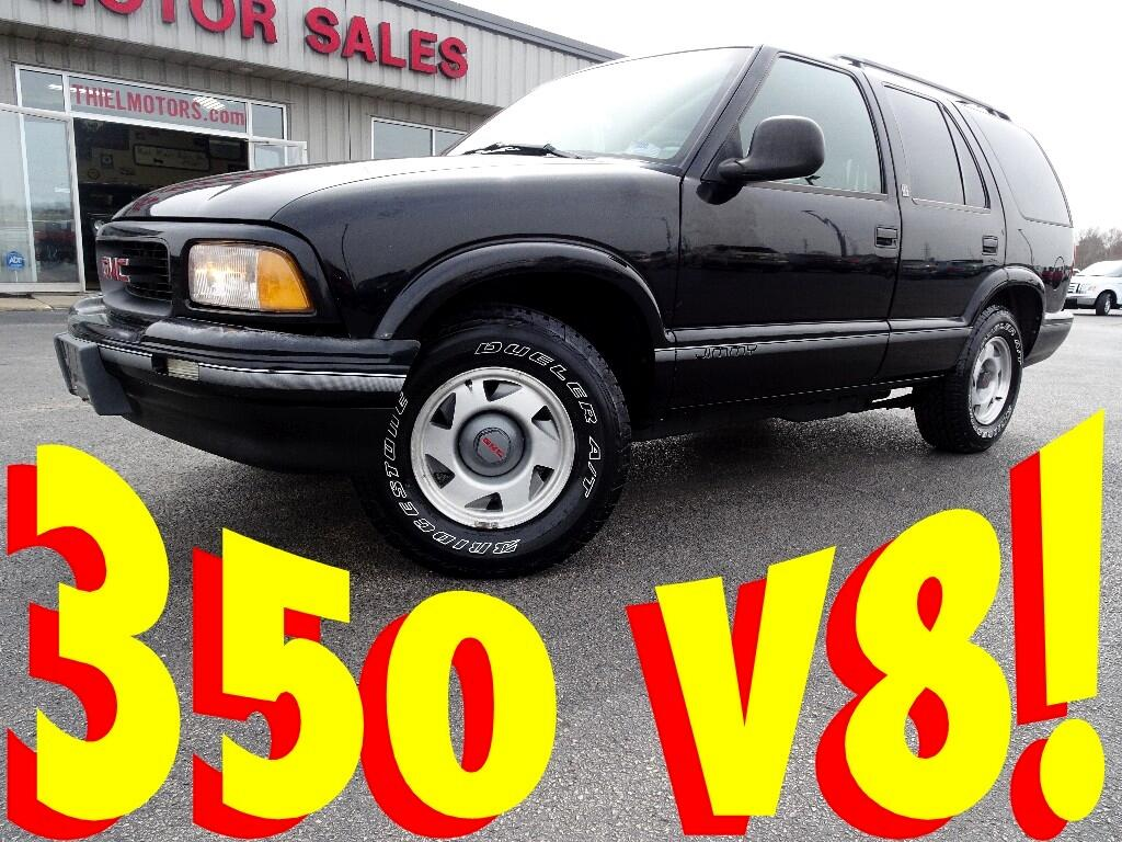 1997 GMC Jimmy SLE 4-DOOR 2WD V8