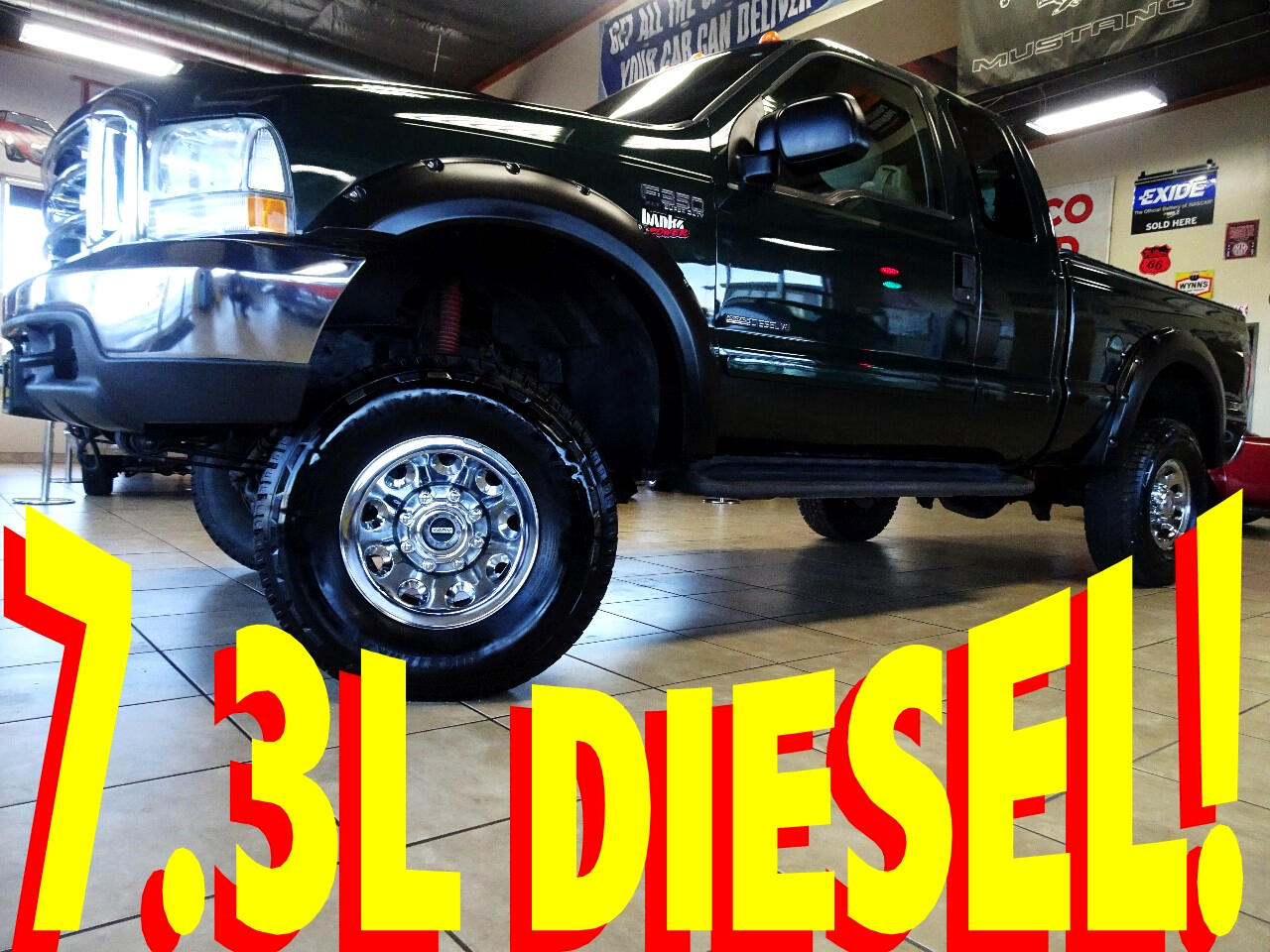 2002 Ford F-350 SD XLT SuperCab 4WD