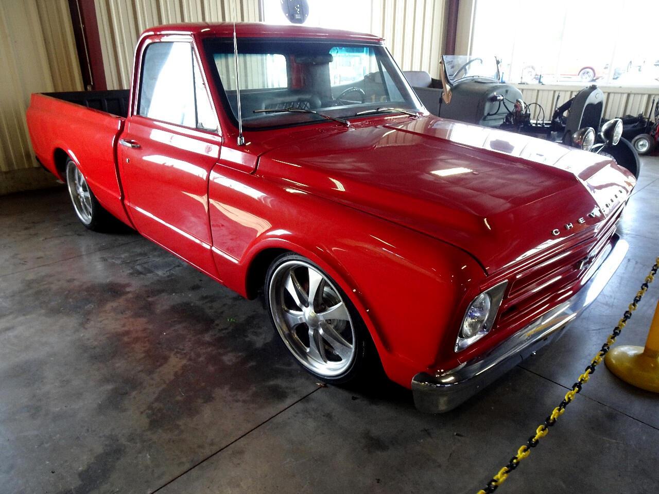 1967 Chevrolet C10 SWB