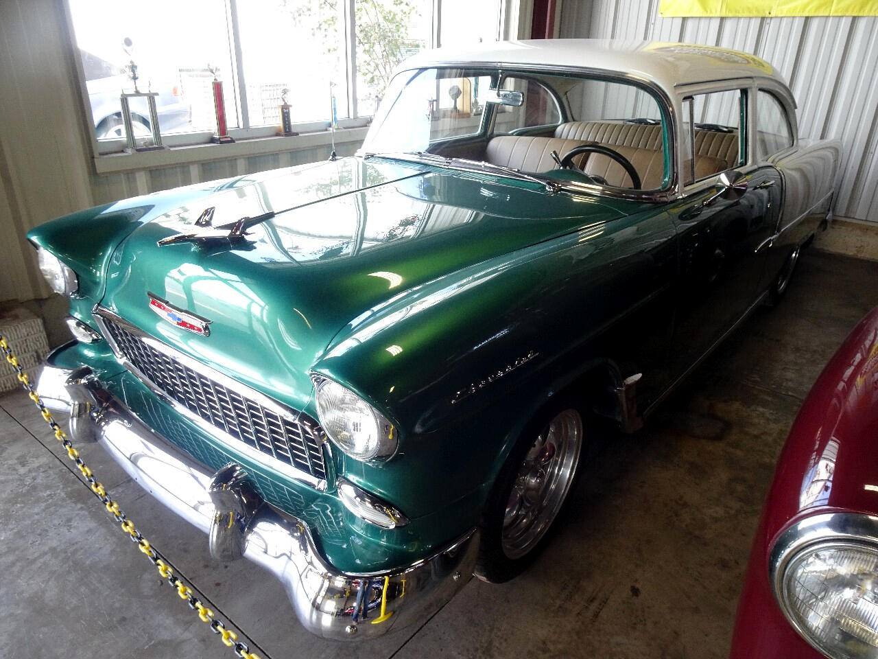 1955 Chevrolet 210 Bel Air