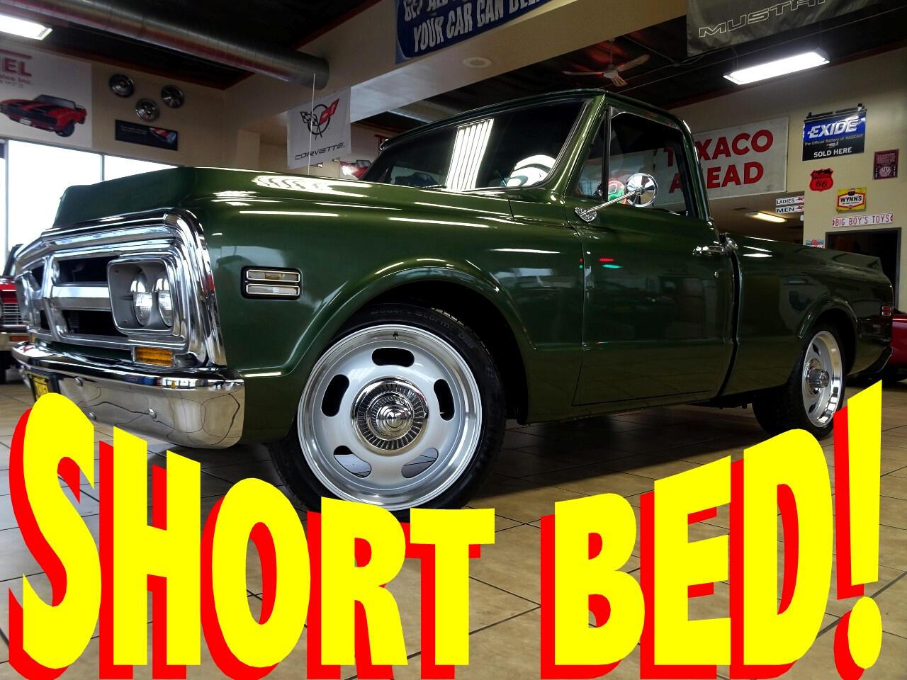 1970 GMC C10 Short Bed