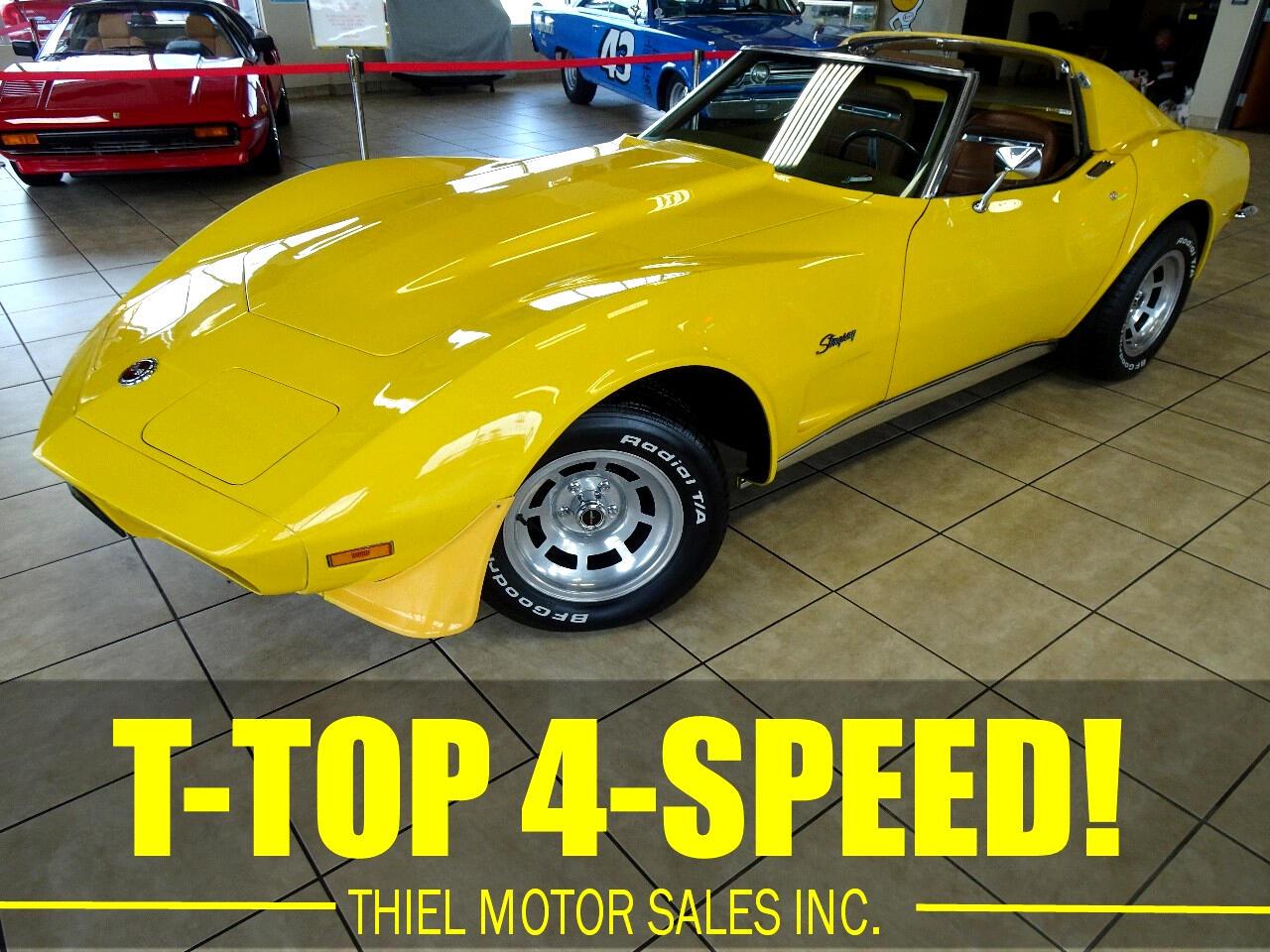 1973 Chevrolet Corvette 2dr Coupe
