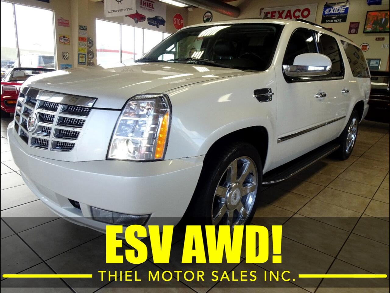 2010 Cadillac Escalade ESV AWD Luxury