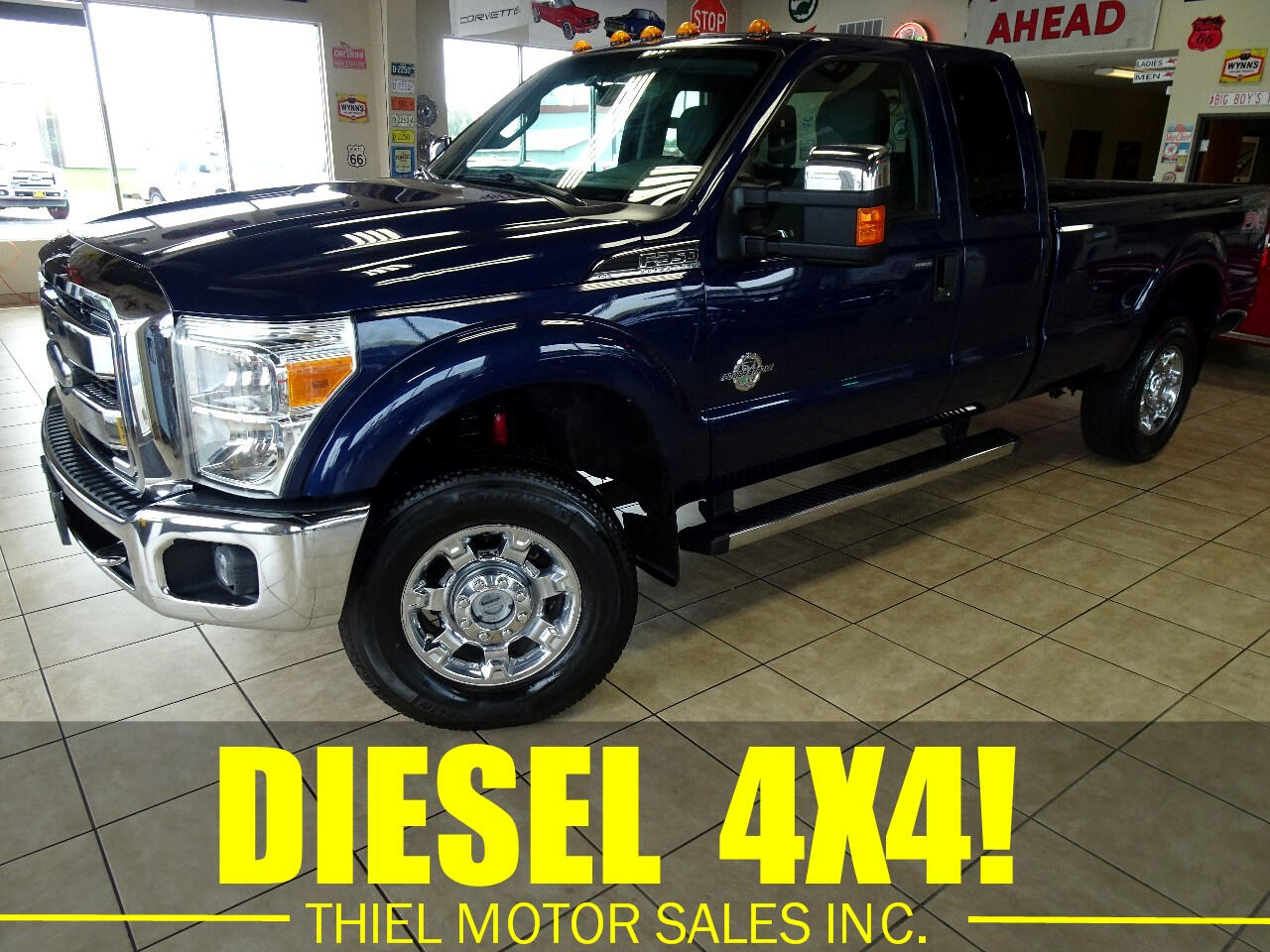 2012 Ford F-350 SD FX4 SuperCab Long Bed 4WD
